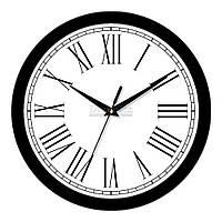 """Часы настенные ЮТА Smart """"21 B 19"""" 265х265х35 мм (дискретный механизм)"""