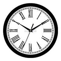 """Часы настенные ЮТА Smart """"21 B 21"""" 265х265х35 мм (дискретный механизм)"""