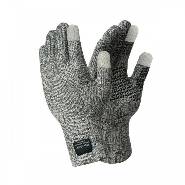 Перчатки водонепроницаемые Dexshell Techshield (новые с белыми пальцами) (DG478TS)