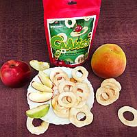 """Чипсы яблочные """"Слайсы яблочные сушеные 33г"""