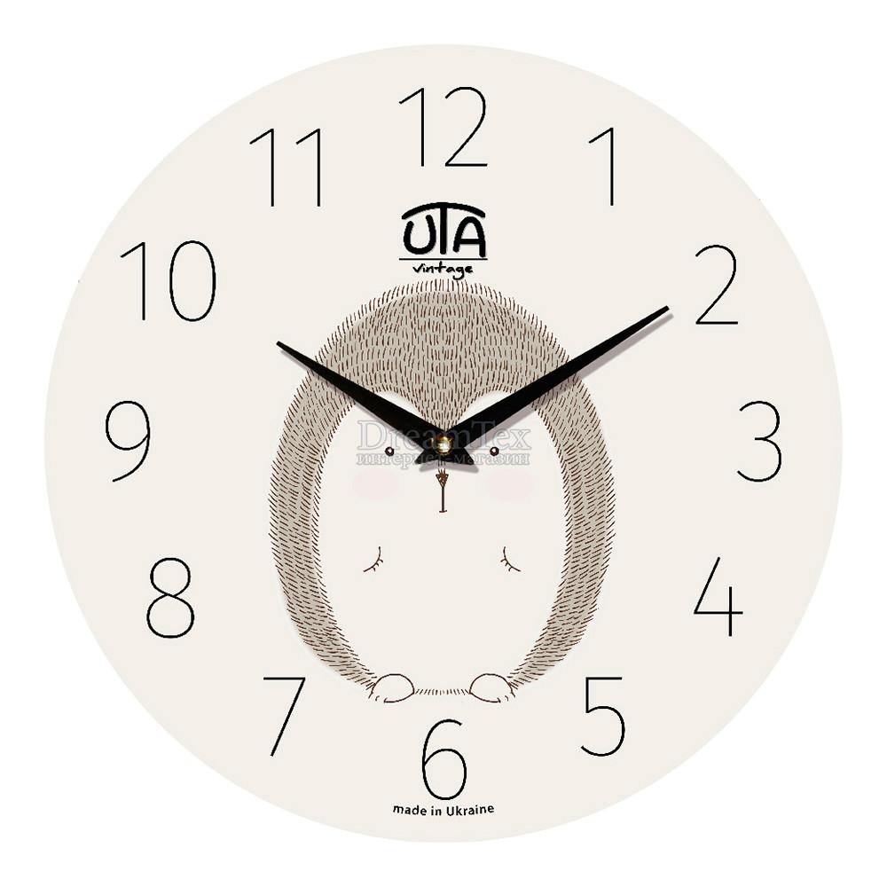 """Часы настенные ЮТА Vintage """"007 DS"""" 330х330х30 мм"""
