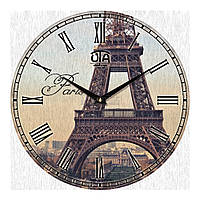 """Часы настенные ЮТА Vintage """"004 VT"""" 330х330х30 мм"""