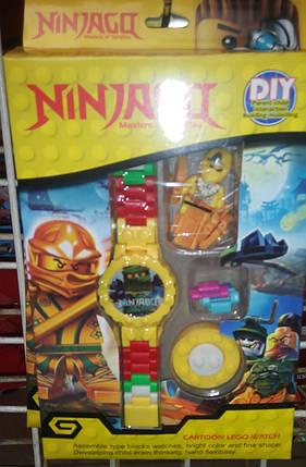 Часы лего ниндзяго, фото 2