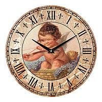 """Часы настенные UTA Vintage """"003 VP"""" 330х330х30 мм"""