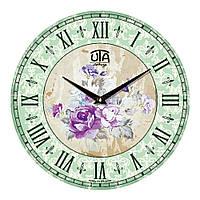 """Часы настенные ЮТА Vintage """"005 VP"""" 330х330х30 мм"""