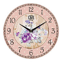 """Часы настенные UTA Vintage """"006 VP"""" 330х330х30 мм"""