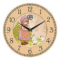 """Часы настенные UTA Vintage """"012 VP"""" 330х330х30 мм"""