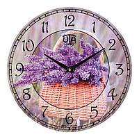 """Часы настенные ЮТА Vintage """"014 VP"""" 330х330х30 мм"""