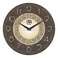 """Часы настенные ЮТА Vintage """"017 VP"""" 330х330х30 мм"""