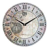 """Часы настенные UTA Vintage """"028 VP"""" 330х330х30 мм"""