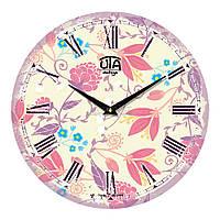 """Часы настенные UTA Vintage """"043 VP"""" 330х330х30 мм"""