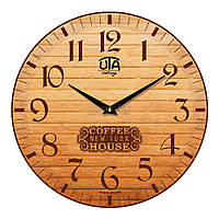 """Часы настенные ЮТА Vintage """"055 VP"""" 330х330х30 мм"""