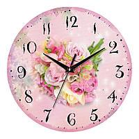 """Часы настенные ЮТА Vintage """"065 VP"""" 330х330х30 мм"""