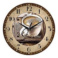 """Часы настенные ЮТА Vintage """"069 VP"""" 330х330х30 мм"""