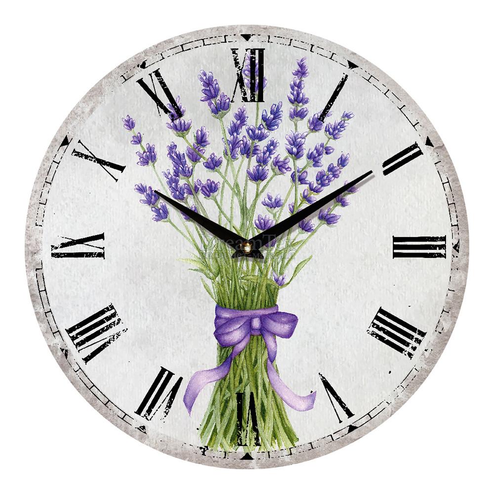 """Часы настенные ЮТА Vintage """"070 VP"""" 330х330х30 мм"""