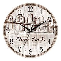 """Часы настенные ЮТА Vintage """"080 VP"""" 330х330х30 мм"""