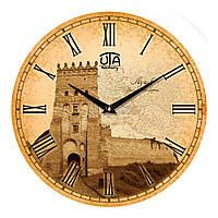 """Часы настенные UTA History """"01 Hlu"""" 330х330х30 мм"""