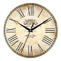 """Часы настенные ЮТА Country """"С03"""" 301х301х30 мм"""