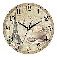 "Часы настенные UTA Country ""С07"" 301х301х30 мм"