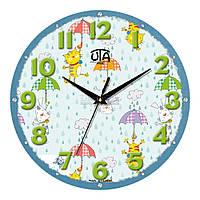 """Часы настенные ЮТА MiNi """"M 05"""" 240х240х30 мм"""