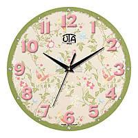 """Часы настенные ЮТА MiNi """"M 08"""" 240х240х30 мм"""