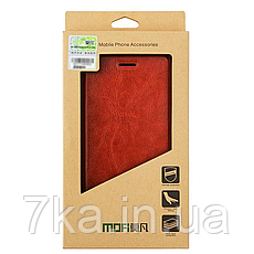 Чехол (книжка) Mofi на Meizu M5 Note Pink, фото 3