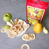 """Чипсы яблочные """"Слайсы яблочные сушеные (Груша) 33г"""