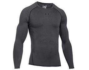 Футболка термоактивная Under Armour Threadborne Knit Fitted - Black D/R (1298397-001)