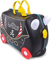 Детский чемодан TRUNKI ПИРАТ PEDRO TRU-0312
