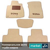 Модельные коврики в салон Kia Carnival 2006-2014 Компл.: Полный комплект (5 мест)