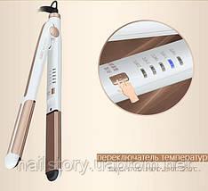 Утюжок для волос с регулировкой температур, фото 2