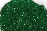 Зеркальный глиттер 0,2 мм, зеленый, фото 1