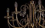 Классическая люстра на 8 свечей, фото 3