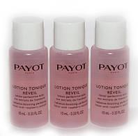PAYOT Лосьон для лица тонизирующий для сияния кожи с экстрактами малины 10 мл (миниатюра)