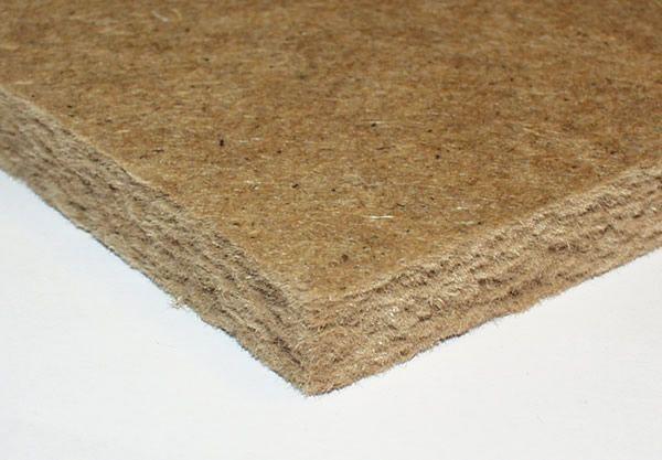 Теплозвукоизоляционная плита Isoplaat 8мм., для внутреннего применения
