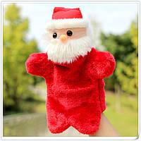 Creative Christmas Santa Claus Перчатки Куклы Кукольные Плюшевые игрушки Ролевые игры Куклы для детей