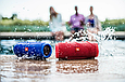 Колонка портативная беспроводная JBL Charge 3, влагозащитная Bluetooth акустика, реплика, фото 9