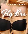 Бюстгальтер невидимка Fly Bra, лифчик без бретелек, силиконовый бюстгальтер оригинал!, фото 9