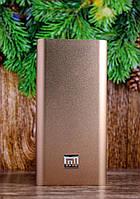 Портативное зарядное устройство Power Bank MI 20800 Gold