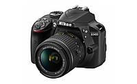 Фотокамера зеркальная Nikon D3400 Kit AF-P 18-55mm VR