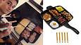 Сковородка универсальная Magic Pan Innovative Cookware Panci 5 іn 1, Антипригарная гриль сковорода 5 в 1, фото 8