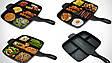 Сковородка универсальная Magic Pan Innovative Cookware Panci 5 іn 1, Антипригарная гриль сковорода 5 в 1, фото 10
