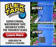 Лента Flex Tape,Сверхпрочная водонепроницаемая лента Флекс Тейп, фото 2