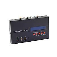 1080PHDВидеомагнитофонАудиозаписьсДисплей LCD Предварительно установленное время записи