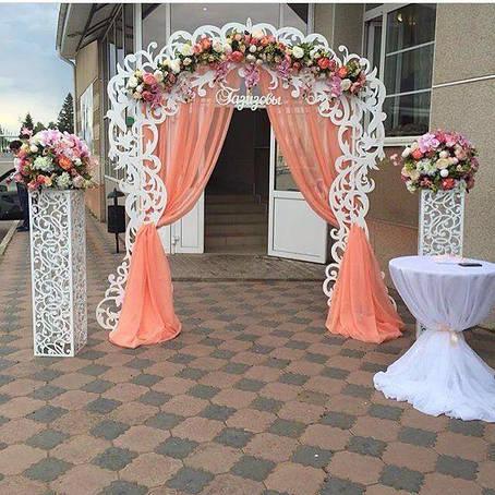 Арка на свадьбу, фото 2