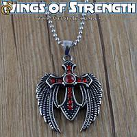 """Украшение на шею - """"Wings of Strenght"""" + подарочная упаковка!"""