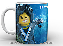 Кружка Ниндзяго Ninjago Be water