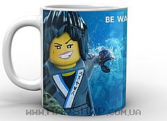 Кружка Ниндзяго Ninjago Be water