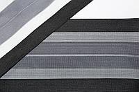 Копия Резинка манжетная 130мм.  черный+белый+серый