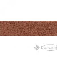 Керамин плитка Керамин Амстердам 6,5x24,5 2 глаз. клинкер рельеф